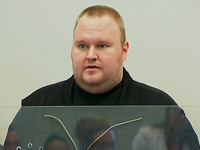 US fights for extradition of Megaupload's Kim Dotcom