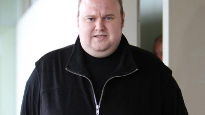 Kim Dotcom (AFP Photo / Michael Bradley)
