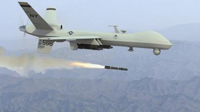 US drones bombed Libya more than Pakistan