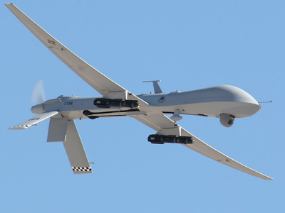 Drones killed hundreds of civilians in Pakistan