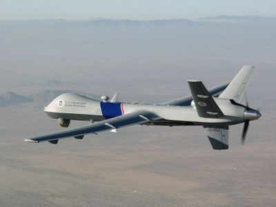 Spy drone could have almost brought down a plane in Colorado