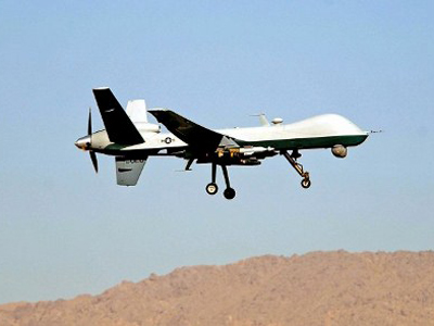 US drones spy on Americans - 'incidentally'