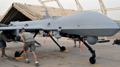 MQ-1B Predator. (AFP Photo / US Air Force)