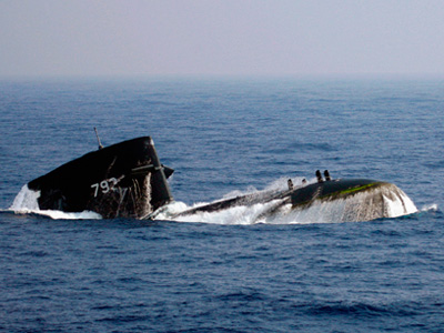 Feds helpless in fight with drug cartel submarines