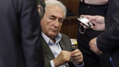 Former IMF head Dominique Strauss-Kahn (AFP Photo / Pool / Richard Drew)