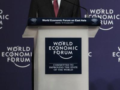 World Economic Forum downgrades America
