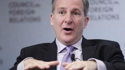 Peter Schiff, President and Chief Global Strategis (AFP Photo / Getty Images)