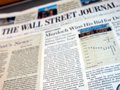 No sex on Wall Street? Explicit emails force WSJ reporter to resign