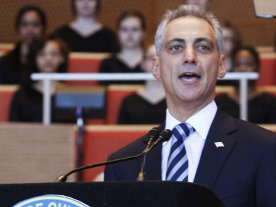 Rahm Emanuel can't recall Solyndra deal