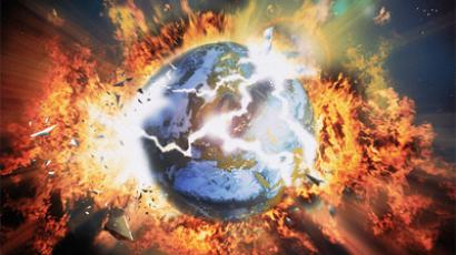 End of the world is now scheduled for Friday