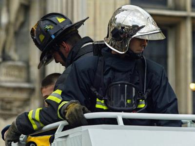 LA fire fighters caught in porno scandal