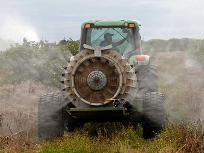 EPA approves 'Agent Orange' pesticide