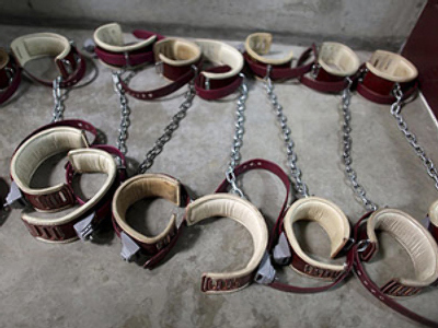 """Estonia says no to """"guests"""" from Guantanamo"""