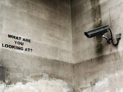 Who's watching you? Surveillance cameras are easy targets for hackers