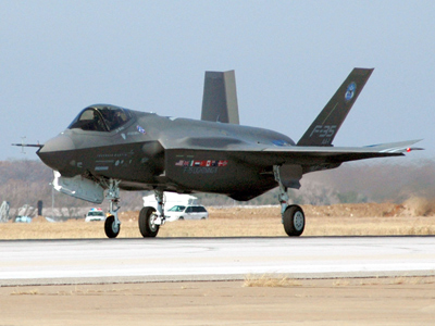 F-35 pilots left blind