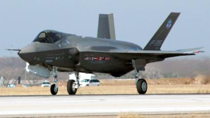 F-35 Joint Strike Fighter (AFP Photo / HO / US Navy / MCS2D)