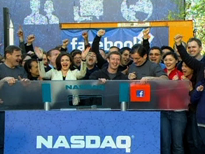 Divorce lawyer or wedding planner? Facebook IPO gives both plenty of hope