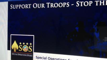 Facebook page of Special Operation Speaks PAC