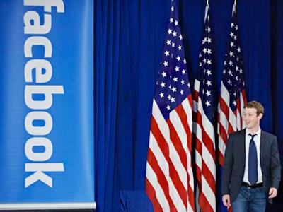 Facebook CEO Mark Zuckerberg (AFP Photo / Mandel Ngan)