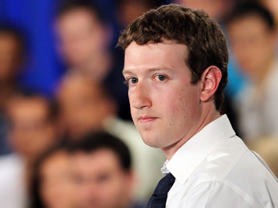 Mark Zuckerberg (Justin Sullivan / Getty Images / AFP)
