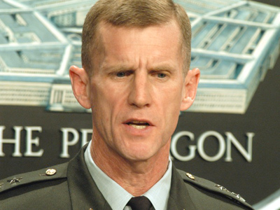 Tillman family opposes McChrystal appointment