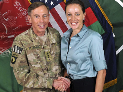 FBI discovers classified Pentagon files on computer of Petraeus' mistress