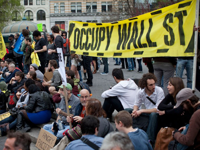 Terrorists and criminals: Documents prove FBI monitored OWS