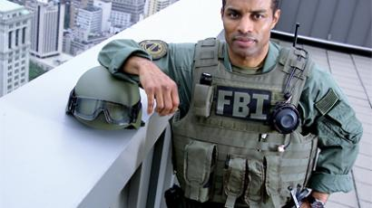 FBI SWAT (Photo from http://www.fbi.gov)