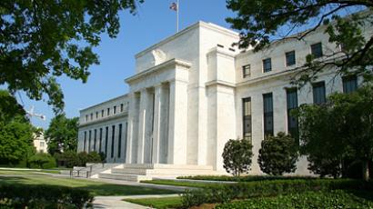 US Federal Reserve Building in Washington, DC (AFP Photo / Karen Bleier)
