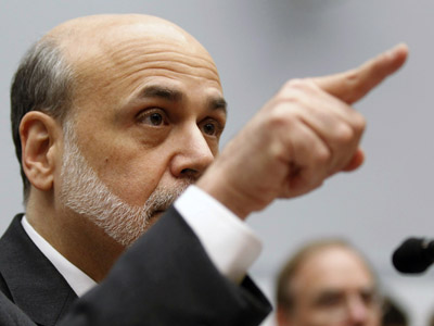 Fed hints at quantitative easing 3