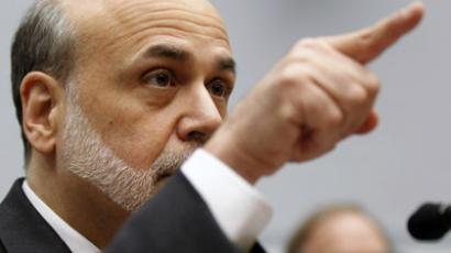 U.S. Federal Reserve Chairman Ben Bernanke (Reuters/Jason Reed)