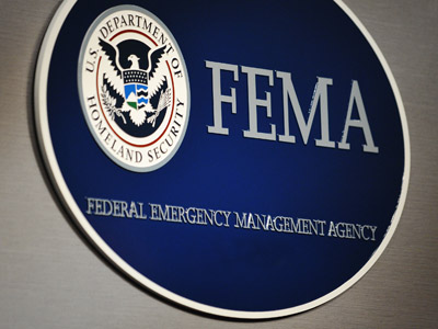 FEMA centers in New York closed due to... bad weather