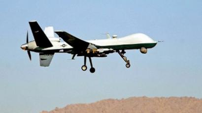 Feds hide data on domestic use of drones