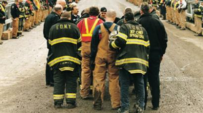 New figures show 9/11 cancer cases have doubled among first-responders