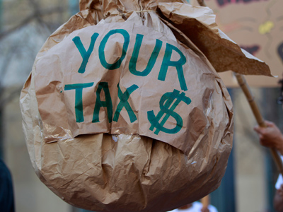 US taxes to go up in 2013 regardless of 'fiscal cliff' deal