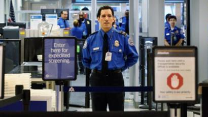 "TSA compliments ""cute"" passenger while sending her three times through a scanner"