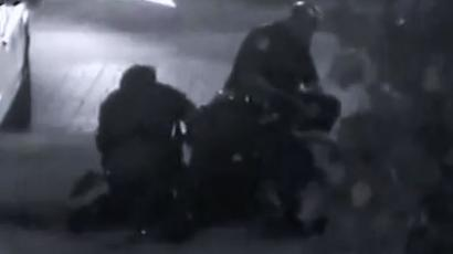 California cops go on trial for beating mentally ill homeless man to death