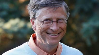 Bill Gates (Reuters / Jim Urquhart)
