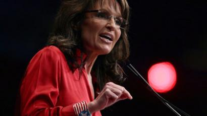 Former Alaska Governor, Sarah Palin (Mark Wilson/Getty Images/AFP)