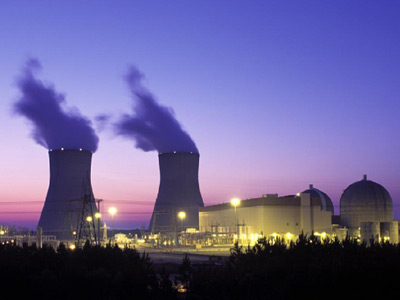 Beaver Valley, Nuclear Power Station (Image from nuclearstreet.com)