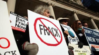 Fracking hell: UK government set to green light risky gas drilling?