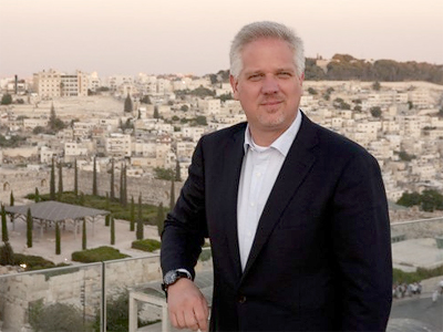 Glenn Beck predicts doom and gloom from Jerusalem