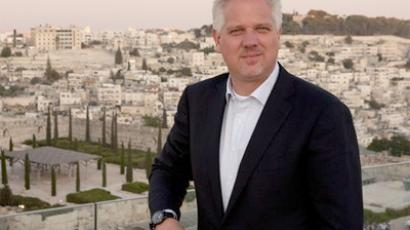Glenn Beck (Photo from http://www.glennbeck.com/)