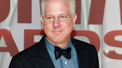 A gift for Obama: Glenn Beck is back on TV screens