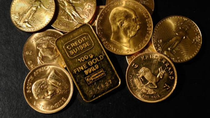 Feds Seize Gold Coins Worth 80 Mln From Pennsylvania