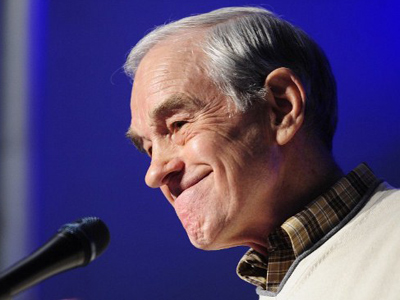 Ron Paul (AFP Photo / Emmanuel Dunand)
