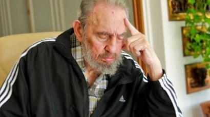 Fidel Castro (AFP Photo)