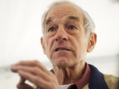 Former Republican presidential candidate Ron Paul (Reuters/Mark Makela)