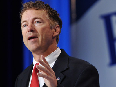 Senator Rand Paul (AFP Photo/Mandel Ngan)