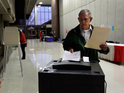 Revealed: Electronic voting system hacked in DC